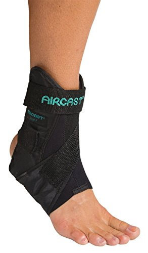 AirSport Ankle Brace Small Left Men 5.5-7 US, 5-6.5 UK, 37.5-39 EU Women 5-8.5 US, 2.5-6 UK, 35-39 EU by AirSport