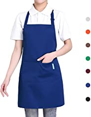 Esonmus Apron, Adjustable Kitchen Chef Apron