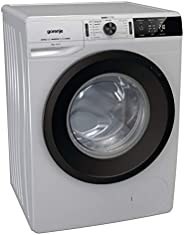 Gorenje WEI843A, 8 Kg Fully Automatic Front Load Washing Machine, 16 Programs, Wave Drum and Self Cleaning Pro
