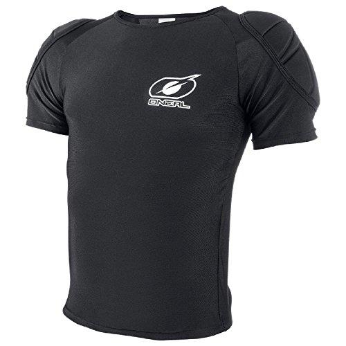 O'Neal Impact Lite Protektoren Shirt Enduro MTB DH FR Fahrrad Schutz Bekleidung Trikot, 0280-1, Größe X-Large (Trikot Fahrrad Freeride)