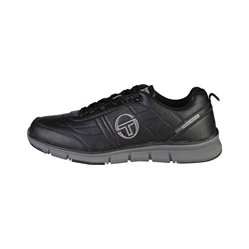 Chaussures baskets homme noires Tacchini BOLD_ST625150_52_Black Noir