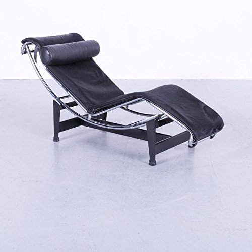 Cassina Le Corbusier Lc4 Designer Cuir Chaise Longue Plastique 1 Place Fauteuil 5722 Top Tat