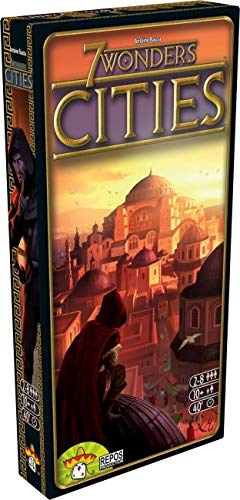 Repos Production - 7CI-FR01- 7 Wonders - Extension Cities