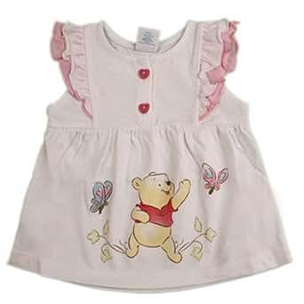 Disney maglietta senza maniche bambina bianco wei for Amazon abbigliamento bambina