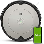 iRobot Roomba 698 WiFi Connected Robot Vacuum - Dirt Detect Technology - 3-Stage Cleaning System - Smart Home