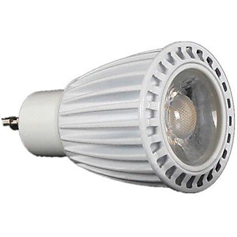 Lampadine spot/Proiettori Par - GU10 - MR16 - 9 W- Dimmerabile - Bianco freddo 700-750 lm- AC 110-130