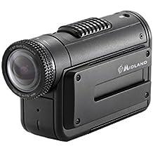 Midland ACAXTC400 - Videocámara XTC-400 (vídeo Full HD 1080p, WiFi) + carcasa (importado)