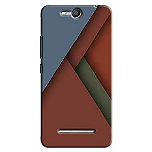DIGITAL PATTERN 18 BACK COVER FOR MICROMAX CANVAS JUICE 3