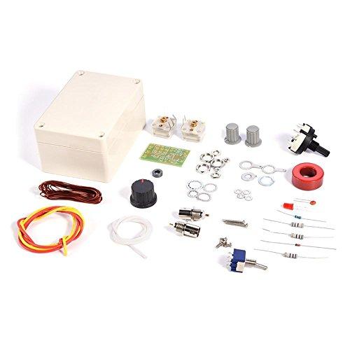 Bewinner Manuelle Antenne Tuner Kit, 1-30MHz DIY Manuelle QRP Antenne Tuner Kit für HAM Radio QRP DIY Kit Antennen-kit