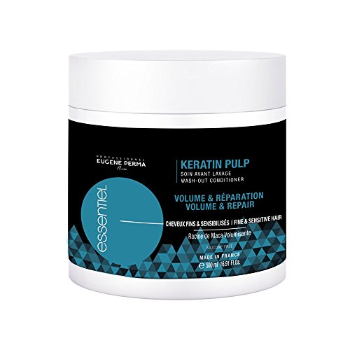 Eugene Perma Essential Keratin Conditioner Zellstoff 500 ML -