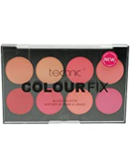 Technic Colour Fix Pressed Powder 8 Colour Blush Palette