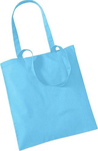 Westford Mill Shopper Handtasche Aufbewahrung Reisetasche Promo Schulter Tasche One Size Gelb - sunflower