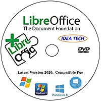 IDEA TECH LibreOffice Home, Student, Professional & Business - Life Time Validity - (Email / Virtual Delivery Only…
