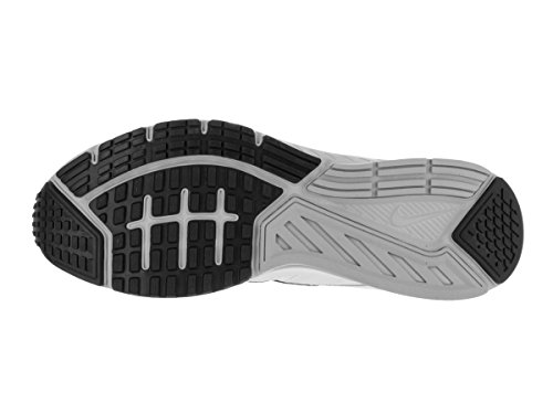 Nike Dart 12, Scarpe da Corsa Uomo Blanco (White / Black-Wolf Grey)