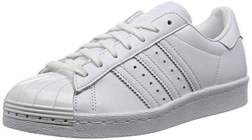 Adidas Superstar 80's Metal Toe Damen Sneaker Weiß