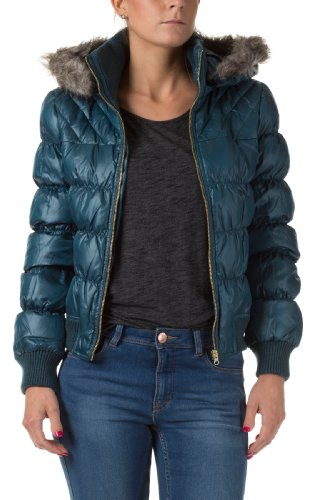 Vero Moda Damen Daunenjacken & Steppjacken TULIP SHORT JACKET SN Reflecting Pond