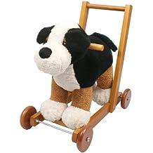 knorr-baby 60032 - Andador y correpasillos con diseño de perro