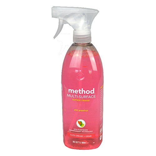 method-multi-surface-non-tox-surface-cleaner-pink-grapefruit-828ml-case-of-8