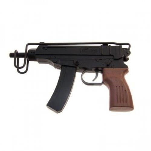 Soft Air Gun M37F Mac 10 Uzi 6mm SMG Softair Pistole NEU