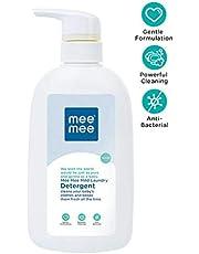Mee Mee Mild Baby Liquid Laundry Detergent (500 ml - Bottle)