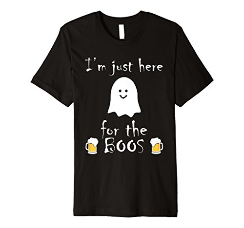 Ich bin nur hier für die Boos Halloween T-Shirt