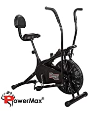 Powermax Fitness BU205 Exercise Cycle for Weight Loss at Ho