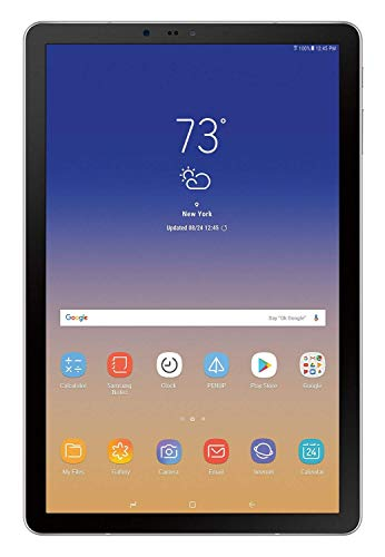 Samsung Galaxy Tab S4 SM-T835 Tablet (64GB, 10.5 inches, Wifi & 4G) Black, 4GB RAM Price in India