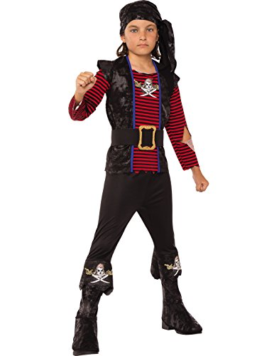 Rubies Rogue Pirate Boys Costume M - Rogue Pirate