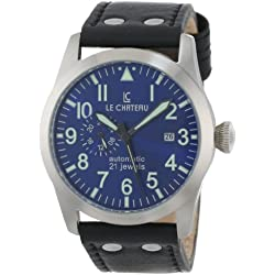 Le Chateau Men's 7081m_bl Dynamo Watch