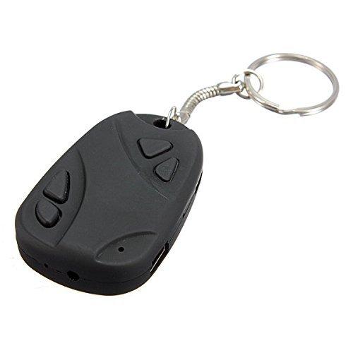 Aditya overseas™ CAR KEY CHAIN CAMERA USB VIDEO AUDIO VOICE RECORDER MINI DVR with CARD SLOT