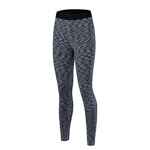 Moresave Donna di allenamento pantaloni da jogging Sport Leggings preparazione atletica fitness Tuta