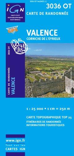 3036OT VALENCE/CORNICHE DE L'EYRIEUX