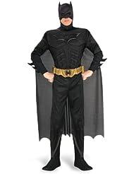 Batman The Dark Knight Deluxe Herren Kostüm Gr. M