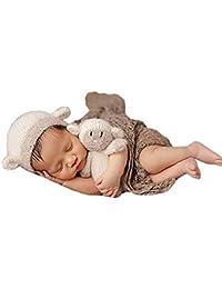 Suchergebnis Auf Amazon De Fur Baby Fotoshooting Kostum Braun