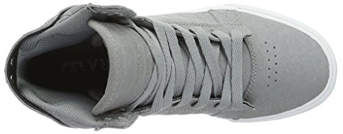 Supra Skytop, Baskets Basses Homme Gris - Grau (GREY FIBREGLASS - WHITE 027)