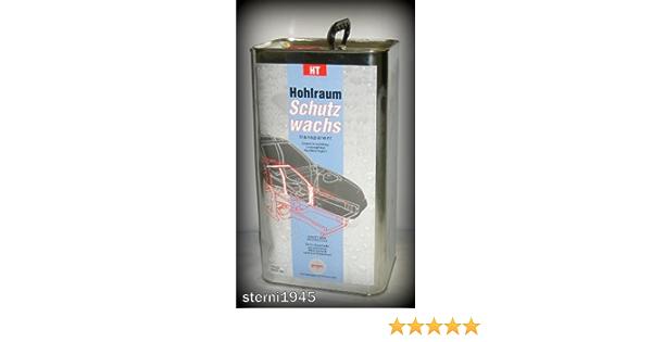 Fertan Hohlraumschutzwachs Rostschutz Hohlraum Auto Kanister 5000 Ml 5 Liter Pkw Schutz Auto