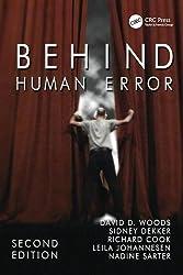 Behind Human Error by David D. Woods (2010-09-30)