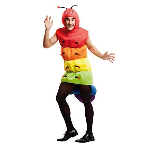 (My Other Me Herren-Kostüm Wurm, M-L (viving Costumes 203415))
