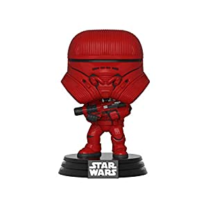 Funko Pop Soldado Primera Orden rojo (Star Wars 318) Funko Pop Star Wars