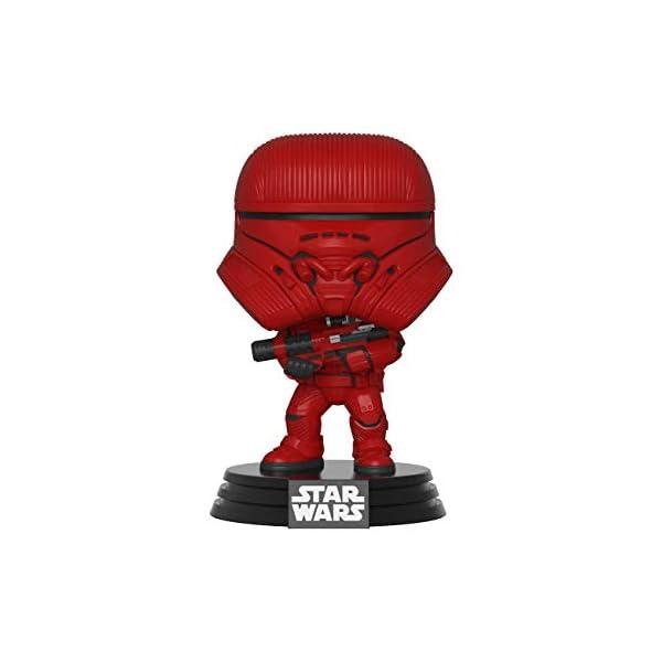 Funko Pop Soldado Primera Orden rojo (Star Wars 318) Funko Pop Star Wars
