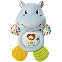 VTech Baby 80-502504 - Nuckelnilpferd