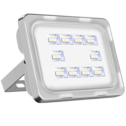 Viugreum Focos LED Exterior 30w / Proyector Reflector