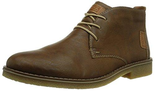 Rieker 33810-24, Boots homme Marron (Brandy/nuss / 24)