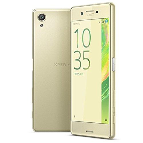 2020Xperia X Performance Lime - Smartphone (3GB RAM, 23 MP Kamera, Android), Grün.