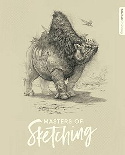 Masters of Sketching por 3D TOTAL PUBLISHING