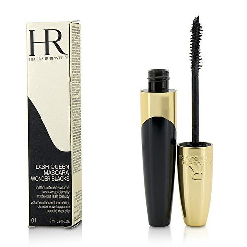 HR Lash Queen Mascara Wonder Blacks Instant Intense Volume