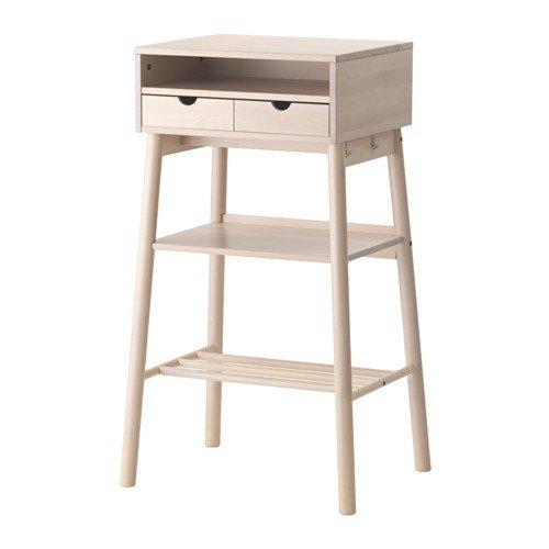 Ikea KNOTTEN Stehtisch aus Birkenholz