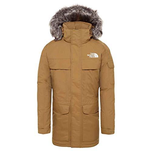 The North Face McMurdo - Chaqueta Impermeable, Hombre, Beige British Khaki, XS
