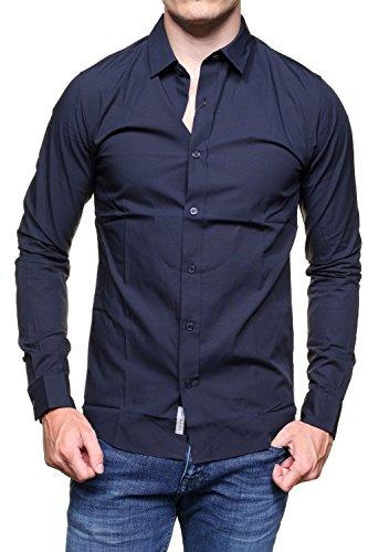 Calvin Klein Jeans Wilbert Shirt LS, Chemise Homme