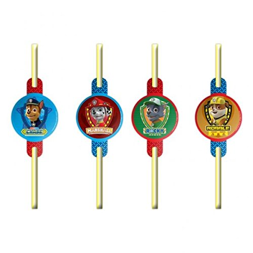 amscan-nickelodeon-cannucce-paw-patrol-8-pz